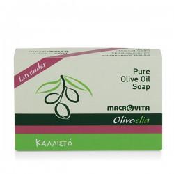 Reine Olivenöl Seife Lavendel 100 g