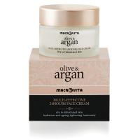 Olive&Argan 24h Gesichtscreme für trockene und dehydrierte Haut 50 ml