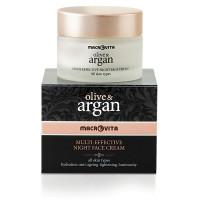 Olive&Argan Nacht-Gesichtscreme 50 ml