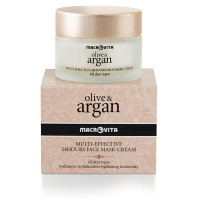 Olive&Argan 24h Gesichtsmaske 50 ml