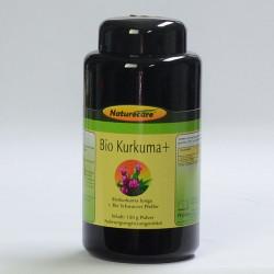 Bio Kurkuma+ Pulver 150 g