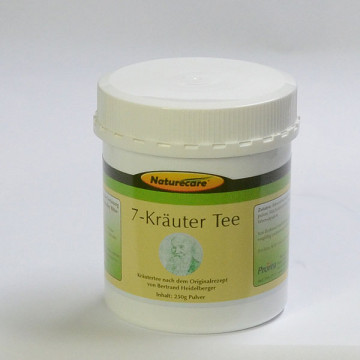Heidelberger's 7-Kräuter Tee 250 g