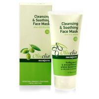 Reinigende und nicht irritierende Gesichtsmaske 100 ml